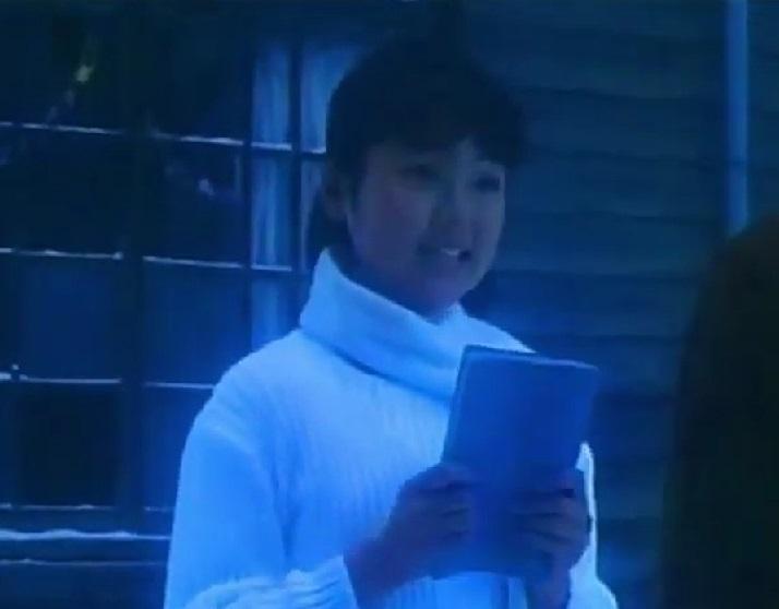 プルシアンブルーの肖像(1986)』のパンチラ(磯崎亜紀子、高橋かおり ...